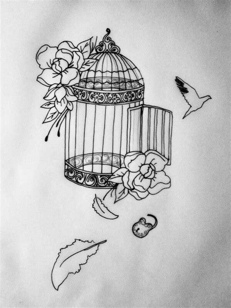 6+ Broken Cage Tattoos