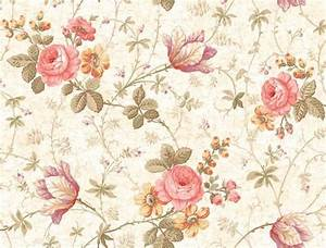 Vintage Floral Backgrounds on Pinterest