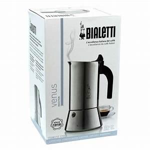 Bialetti Venus 6 Tassen : la cafetiere bialetti venus 6 cups espresso maker ~ Whattoseeinmadrid.com Haus und Dekorationen