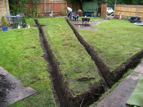Backyard Drainage by Design Patios Residential Drainage