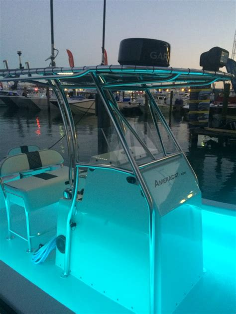 Ameracat Boats by New Ameracat 25 Bay Boat The Hull Boating And