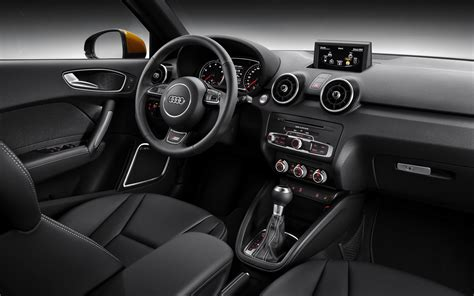 First Drive Audi A1 Sportback 14 Tfsi Photo Gallery