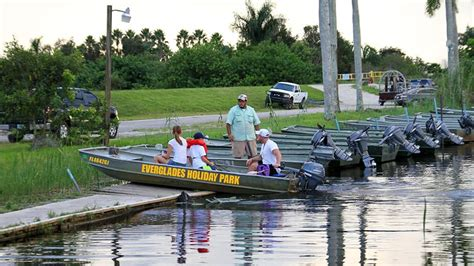 Everglades Fishing Boat Rentals by See It All When You Rent An Everglades Boat