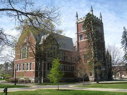 Bowdoin College Colleges Maine Hubbard Hall Colby