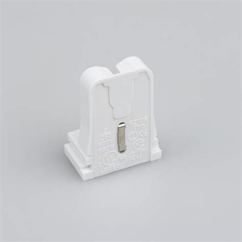 Shunted Instant Start L Holder by Non Shunted Rapid Start Tombstones For Led T8 Conversions