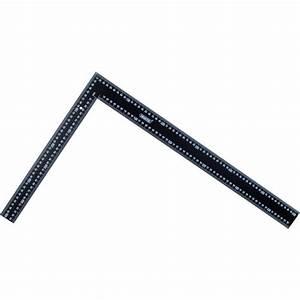 Draper Steel Framing Square 400 x 600mm - Toolstation