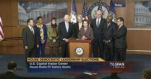 House Democratic Leadership Election News Conference