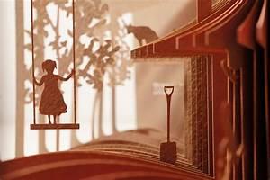 360 visual stories cut into paper books by yusuke oono for Visual narratives cut into 360 paper books by yusuke oono