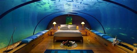 underwater hotel house tech and facts