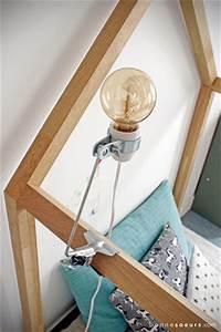Lampe Pince Lit : lampe pince lit enfant ouistitipop ~ Teatrodelosmanantiales.com Idées de Décoration