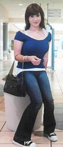 out and about-Paige 100% convincing........wished I looked ...