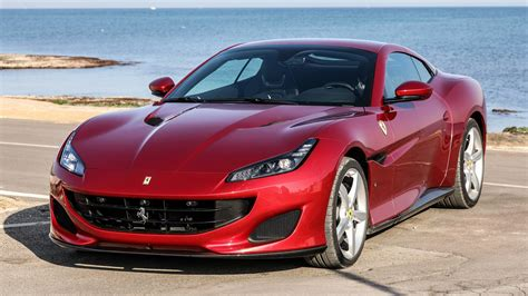 The ferrari portofino is a grand touring sports car produced by the italian automotive manufacturer ferrari. 2018 Ferrari Portofino HD Wallpaper | Background Image ...