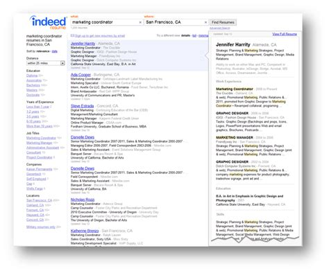 Resume Search Free by Indeed Adds Free Resume Search Service Newton Software