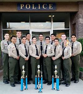 Fillmore Explorers attend 2015 Law Enforcement Explorer ...