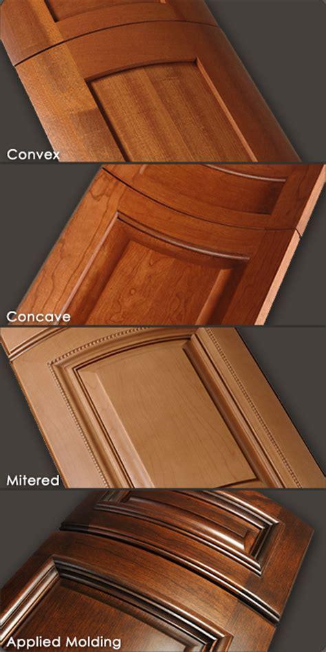 Curved Cabinet Doors   Radius Cabinet Doors   Convex