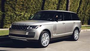 The Range Rover Svautobiography Is Jlr U0026 39 S Answer To The