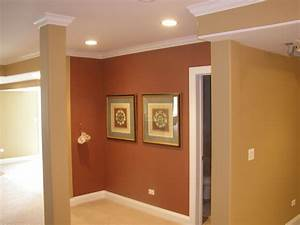 two tone interior paint ideas painting archives house With home interior color ideas 2