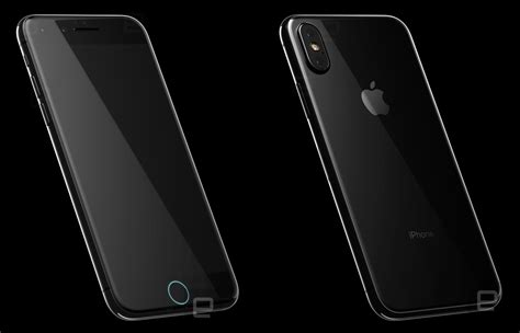 switching to new iphone new iphone 8 renders reveal apple is switching to glass