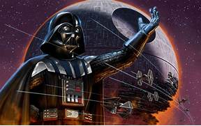 Wallpaper HD Darth Vad...