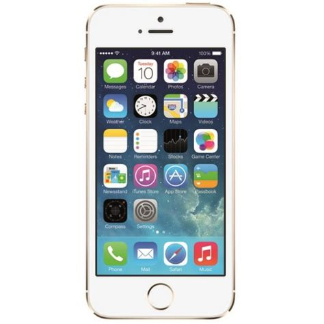 iphone 5s for cheap no contract apple iphone 5s 16gb a1533 gold new no contract verizon