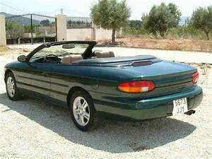 Chrysler Sebring 2 5 Jxi Convertible Lhd 97 Spanish