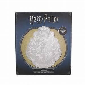 Harry Potter Spiegel : harry potter hogwarts crest mirror spiegel ~ Watch28wear.com Haus und Dekorationen