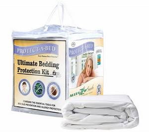 protect a bed ultimate bed bug cal king protection kit With cal king bed bug protector