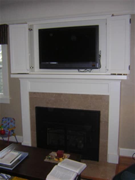 custom dining room sideboard tv cabinet  fireplace mantel