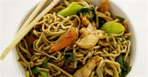 chow mein  lo mein livestrongcom