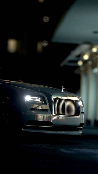 Royce Rolls Headlights Mobile Iphone Bumper Wallpapers