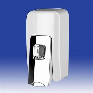 Sapphire Manual Soap Dispenser