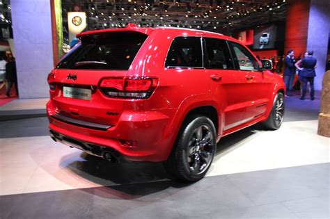 jeep grand cherokee srt red 2015 jeep grand cherokee srt red vapor limited edition
