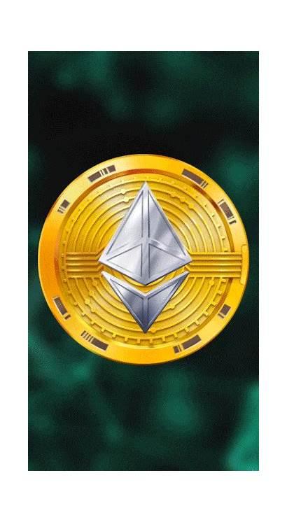 Crypto Coin Symbol Slot Machine Bitcoin Let