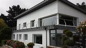 Bardage Exterieur Pvc : bardage maison pvc maison aprs extension bardage ~ Premium-room.com Idées de Décoration