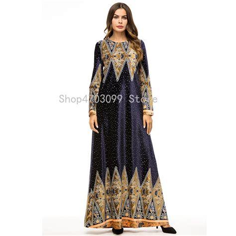 uae abayas  women vestido  qatar velvet muslim hijab dress women kaftan abaya robe