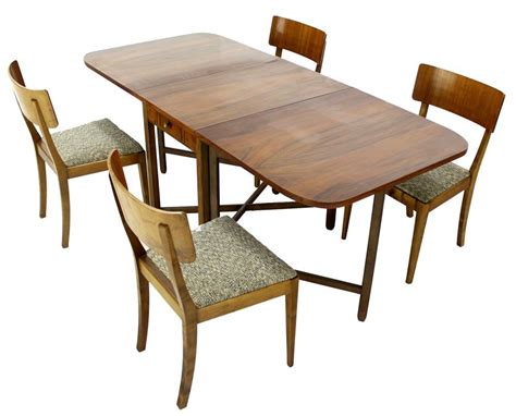 mid century dining table and chairs marceladick