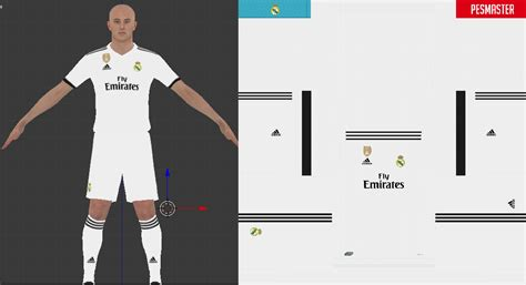 Pes 2018 is truly a fantastic game, but it can be even better. Kit Real Madrid 2020 Pes 2019