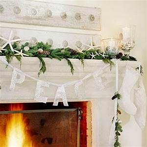 50 Cheap & Easy DIY Coastal Christmas Decorations