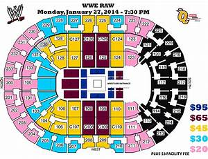 Consol Energy Center Seating Chart O2 Arena Seating Chart Wwe Www Microfinanceindia Org