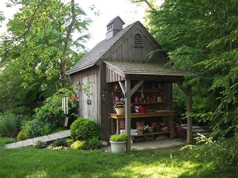 pitch garden shed  open lean  www