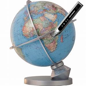 Globe Terrestre Sur Pied : globe terrestre duo jour nuit interactif vente en ligne petit p ~ Teatrodelosmanantiales.com Idées de Décoration