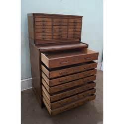 2 Drawer Oak Filing Cabinet by Antique Oak Multi Drawer File Cabinet Chairish