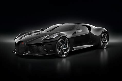 With the la voiture noire, designer frank heyl says they came up with an even better idea with this go around. Bugatti La Voiture Noire: The Worlds Most Expensive New Car