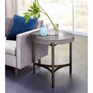 contemporary concrete  table magnum rc willey