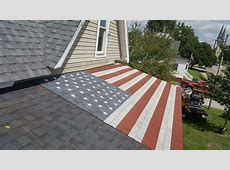 Disabled Marine combat veteran gets his roof turned into