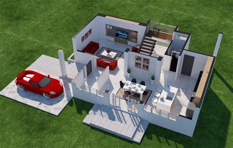 The Home Design 3d :  A 3d Floor Plan Design Service From