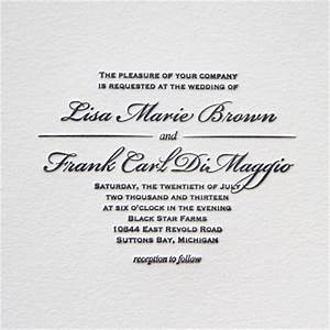 diy letterpress wedding invitations blog With wedding invitations 2nd time around