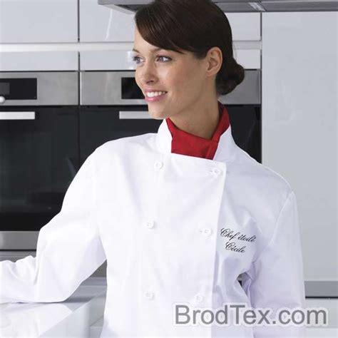 offre cuisine exemple de vêtements et d 39 équipement brodés