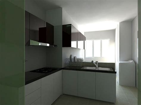 kitchen cabinets hdb flats interior kitchen cabinet design hdb 3 room flat 2