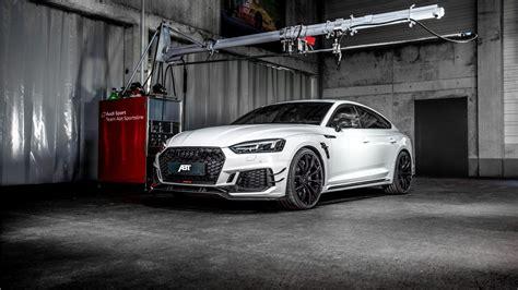 Audi Rs Four by Abt Audi Rs 5 R Sportback 2019 Wallpaper Hd Car